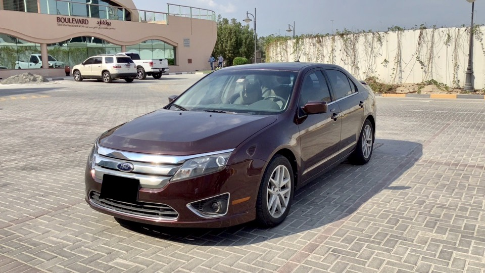 Used Ford Fusion 2012 For Sale In Dubai