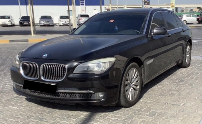 Used BMW 740Li 2010 For Sale In Dubai