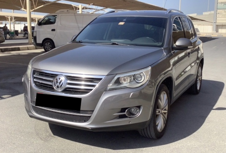 Used Volkswagen Tiguan 2010 For Sale In Dubai