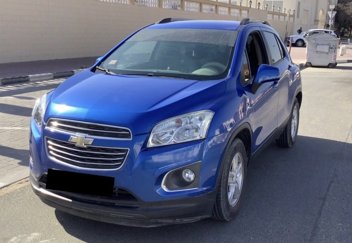 Used Chevrolet Trax 2016 For Sale In Dubai
