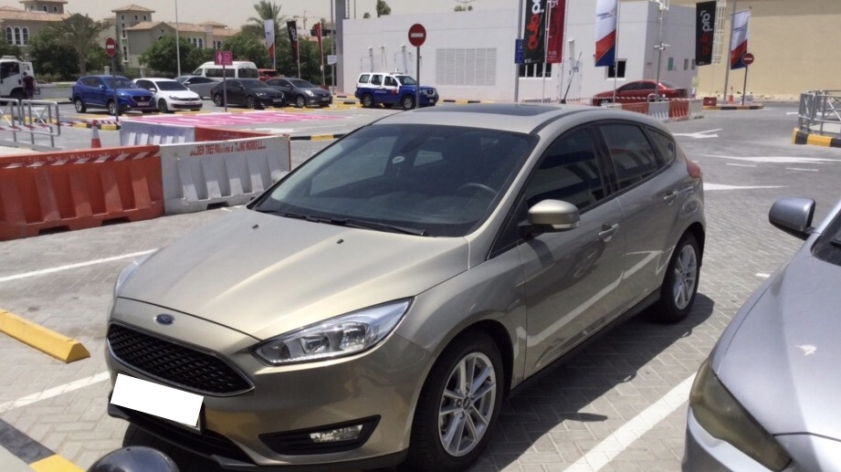 Used Ford Focus Trend 2016 For Sale In Dubai