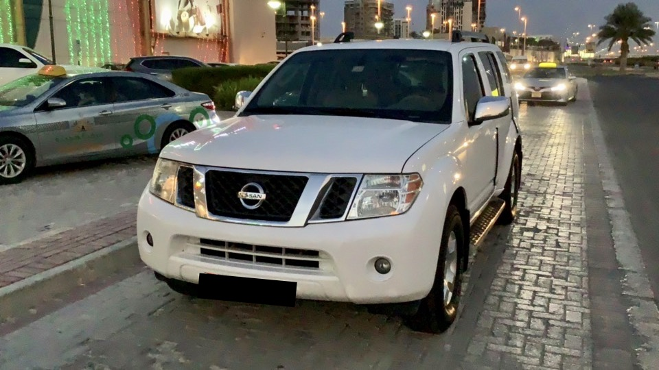 Used Nissan Pathfinder 2012 For Sale In Dubai