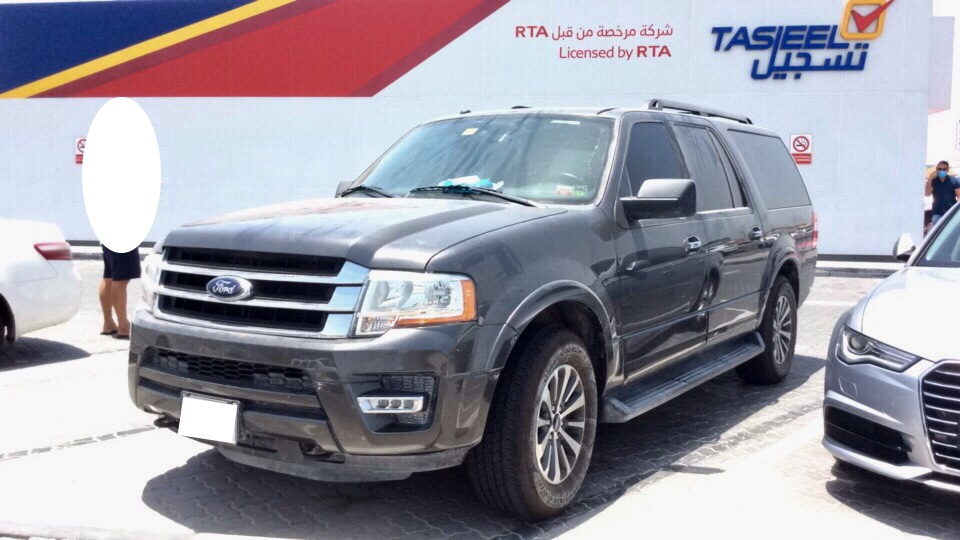 Used Ford Expedition 2016 For Sale In Dubai