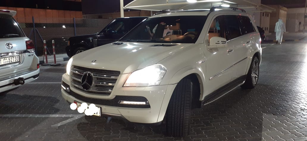 Used Mercedes-Benz GL 450 2012 For Sale In Dubai