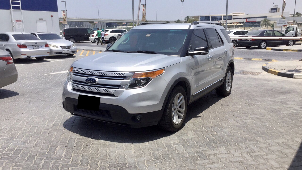 Used Ford Explorer XLT 2014 For Sale In Dubai