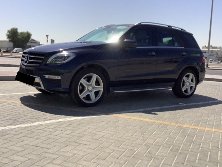 Used Mercedes-Benz ML 350 2013 For Sale In Dubai