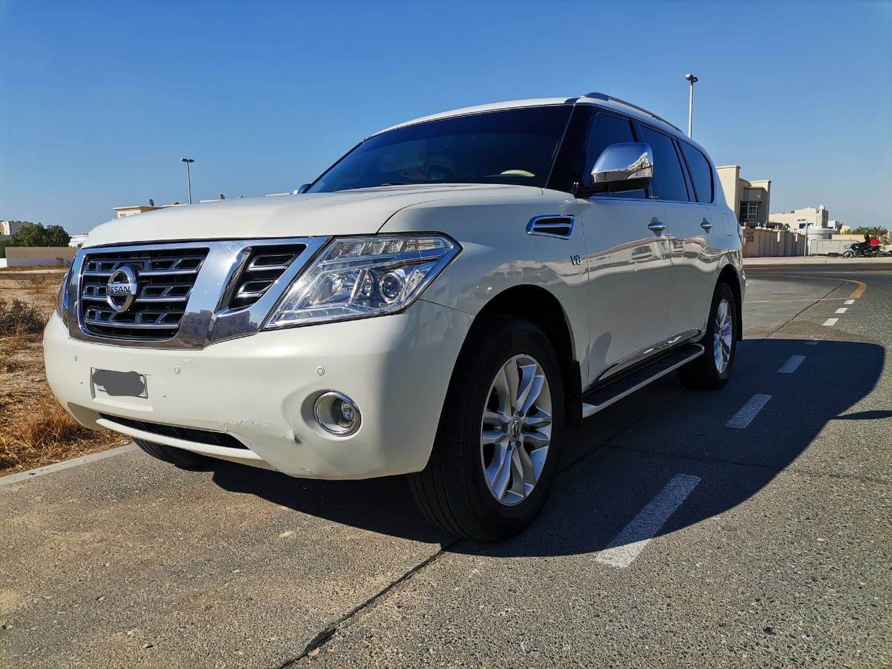 Used Nissan Patrol SE 2013 For Sale In Dubai
