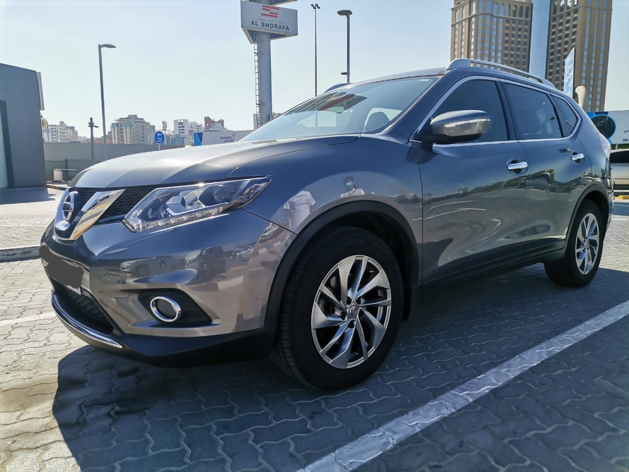 Used Nissan X-Trail (2.5 SL 4WD 7-seat) 2015 For Sale In Dubai