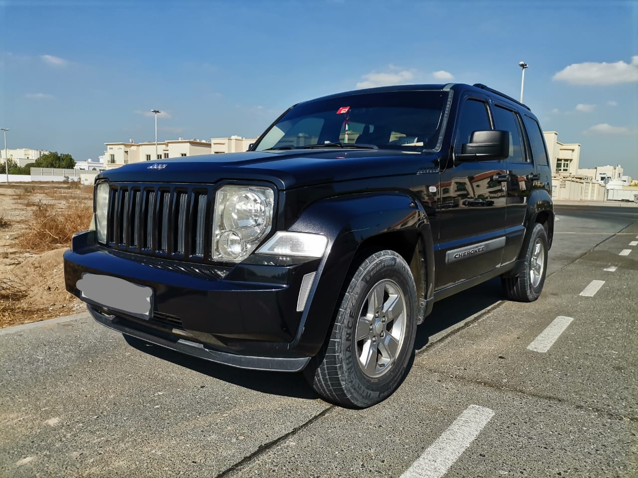 Used Jeep Cherokee 2012 For Sale In Dubai
