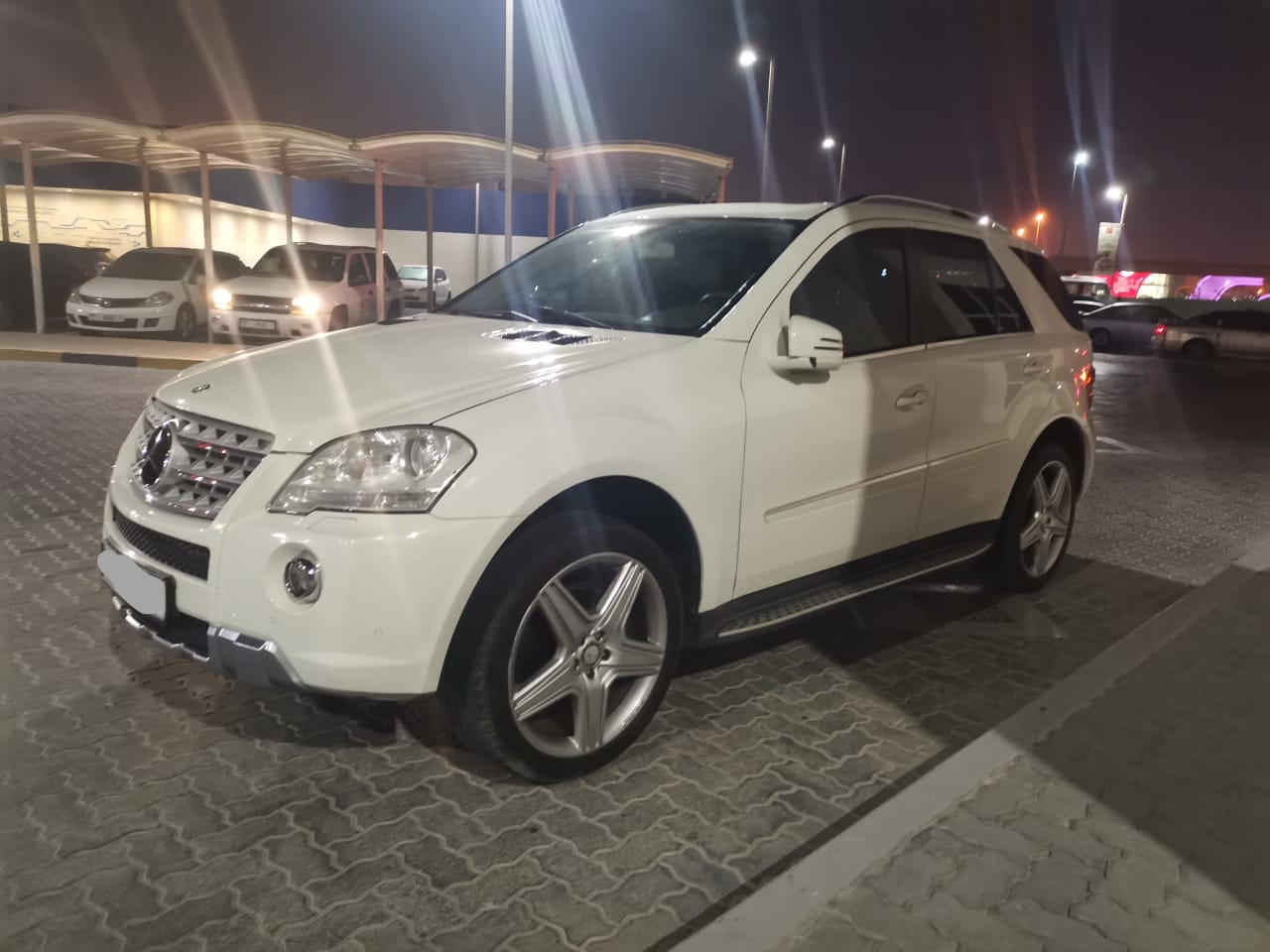 Used Mercedes-Benz ML 350 AMG 2011 For Sale In Dubai