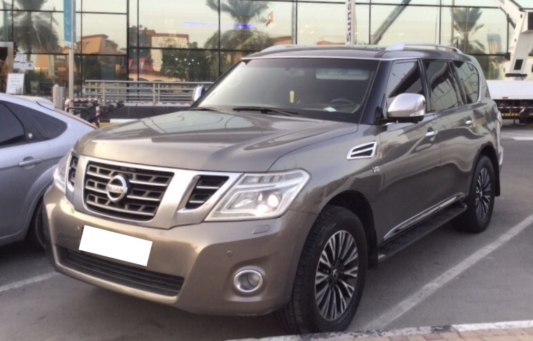 Used Nissan Patrol SE 2015 For Sale In Dubai