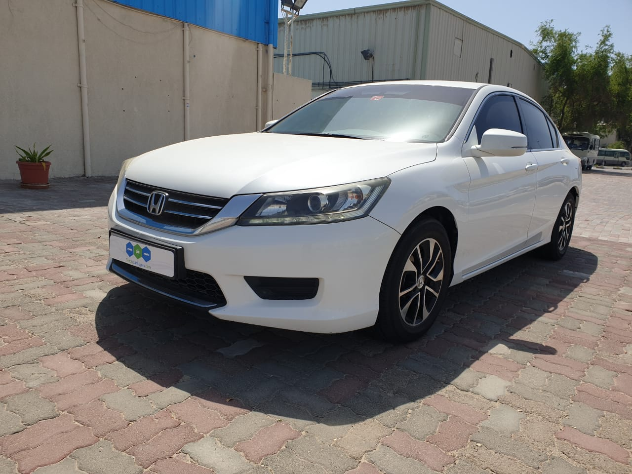 Used Honda Accord 2.4 LX 2013 For Sale In Dubai